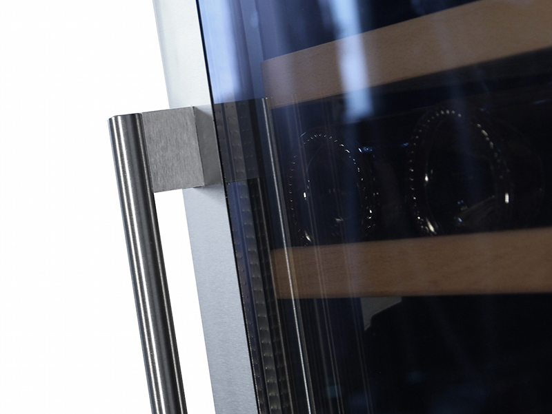 mQuvée - fristående vinkyl dörr