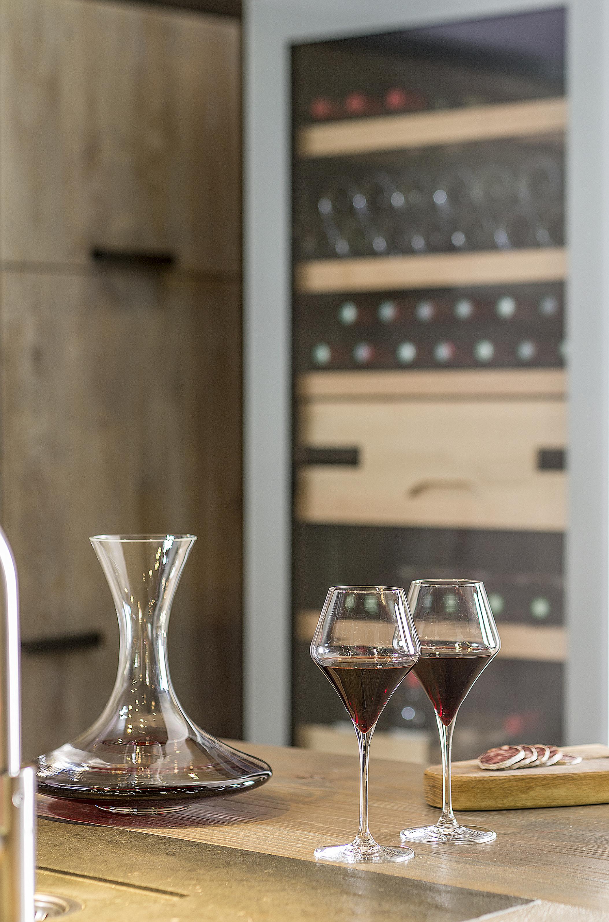 Lasommeli 233 Re Multifunction Wine Cabinet Vip265v W 70 X