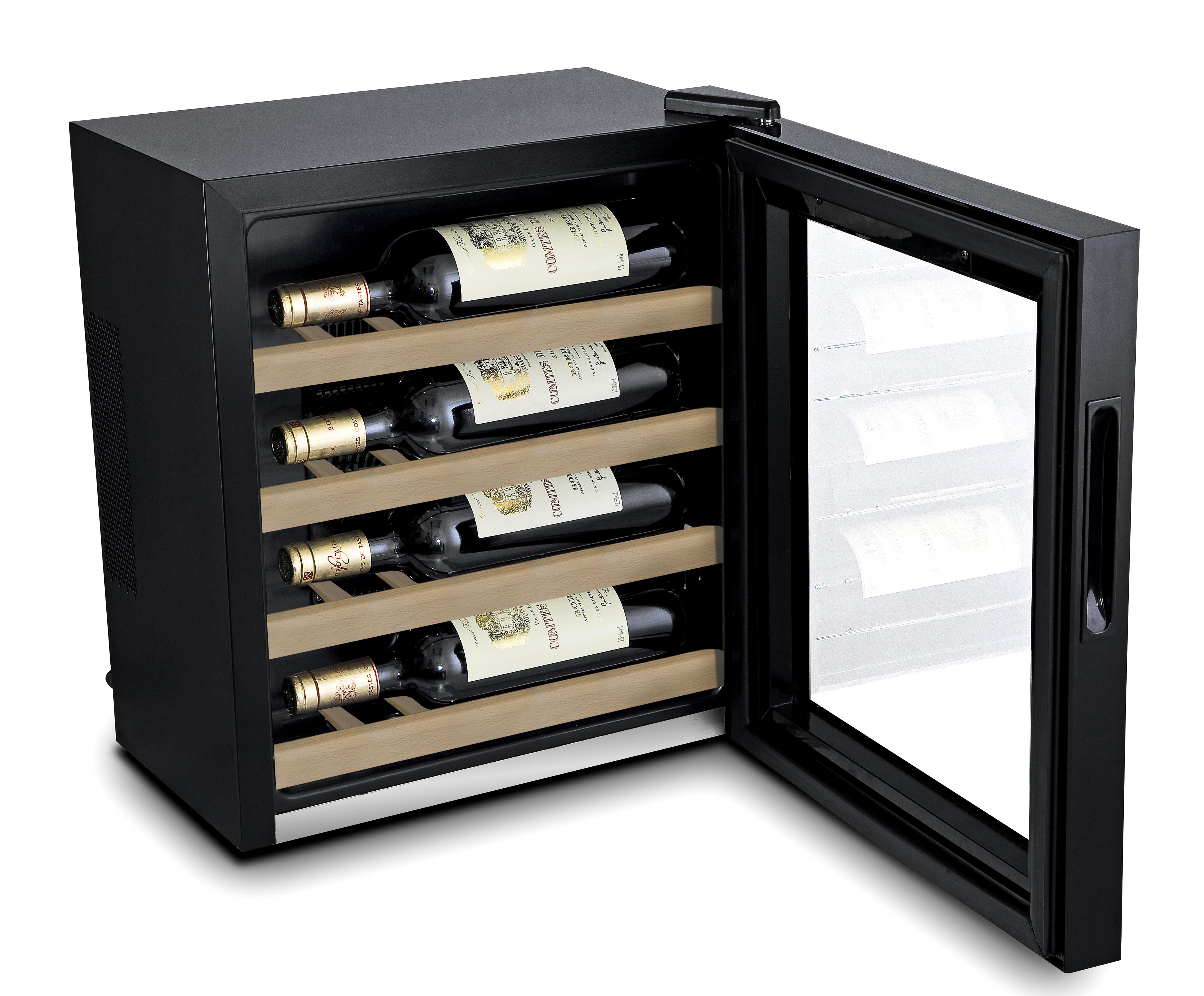 Kleiner Weinkühlschrank : Weinkühlschrank test die besten weinkühlschränke