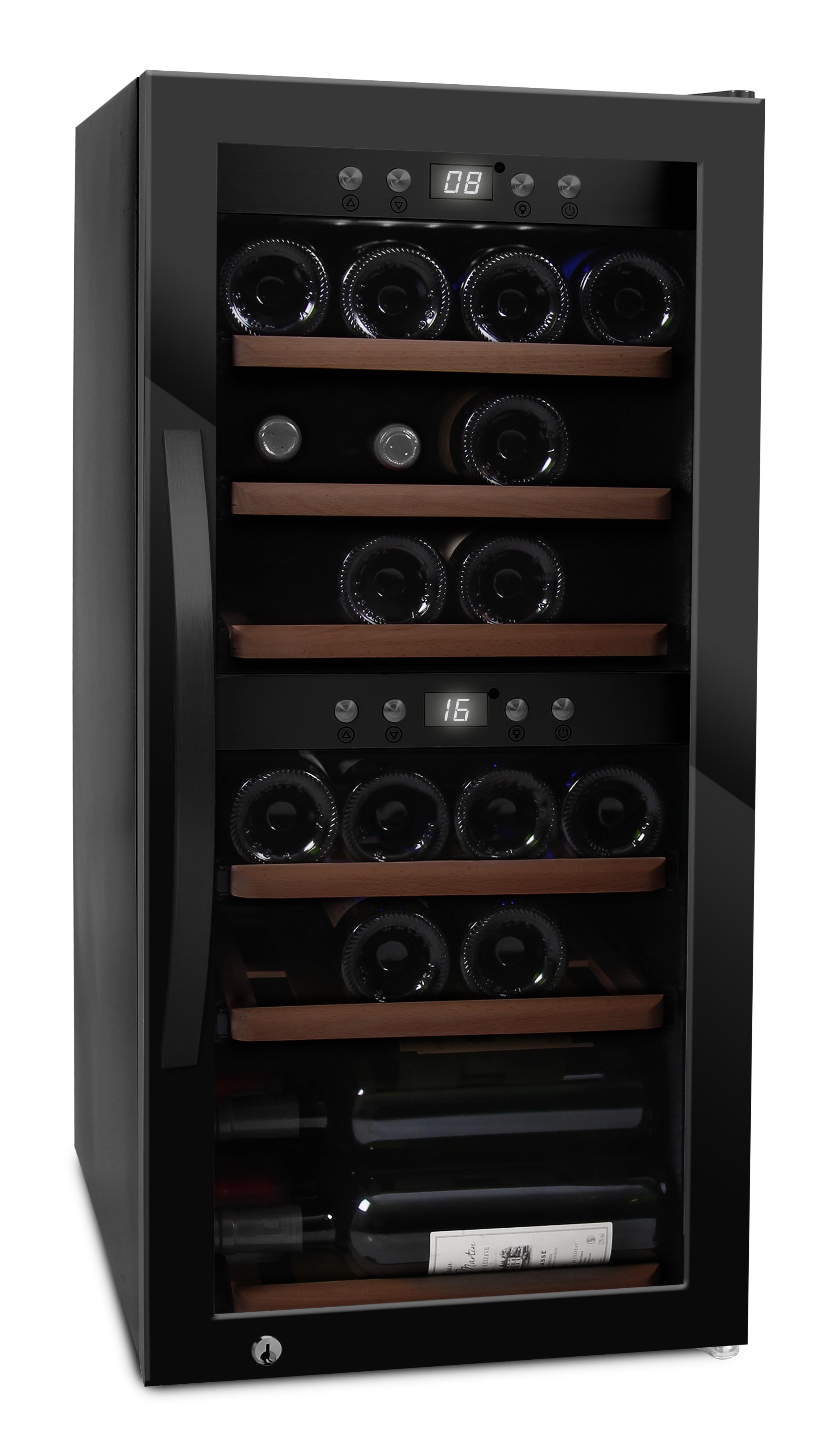 mQuvée - WineExpert 24 Fullglass Black