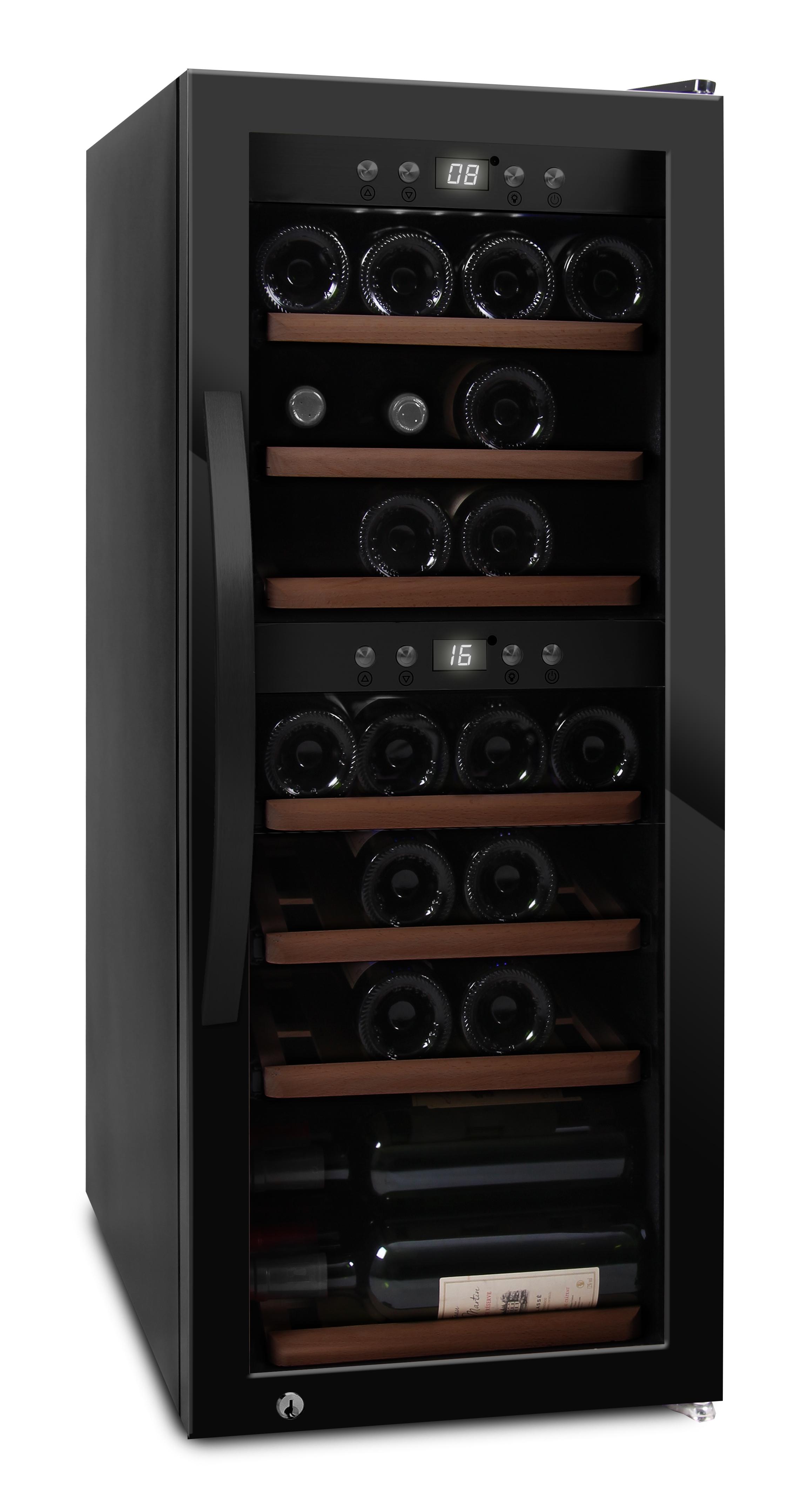 mQuvée  - WineExpert 38 Fullglass Black