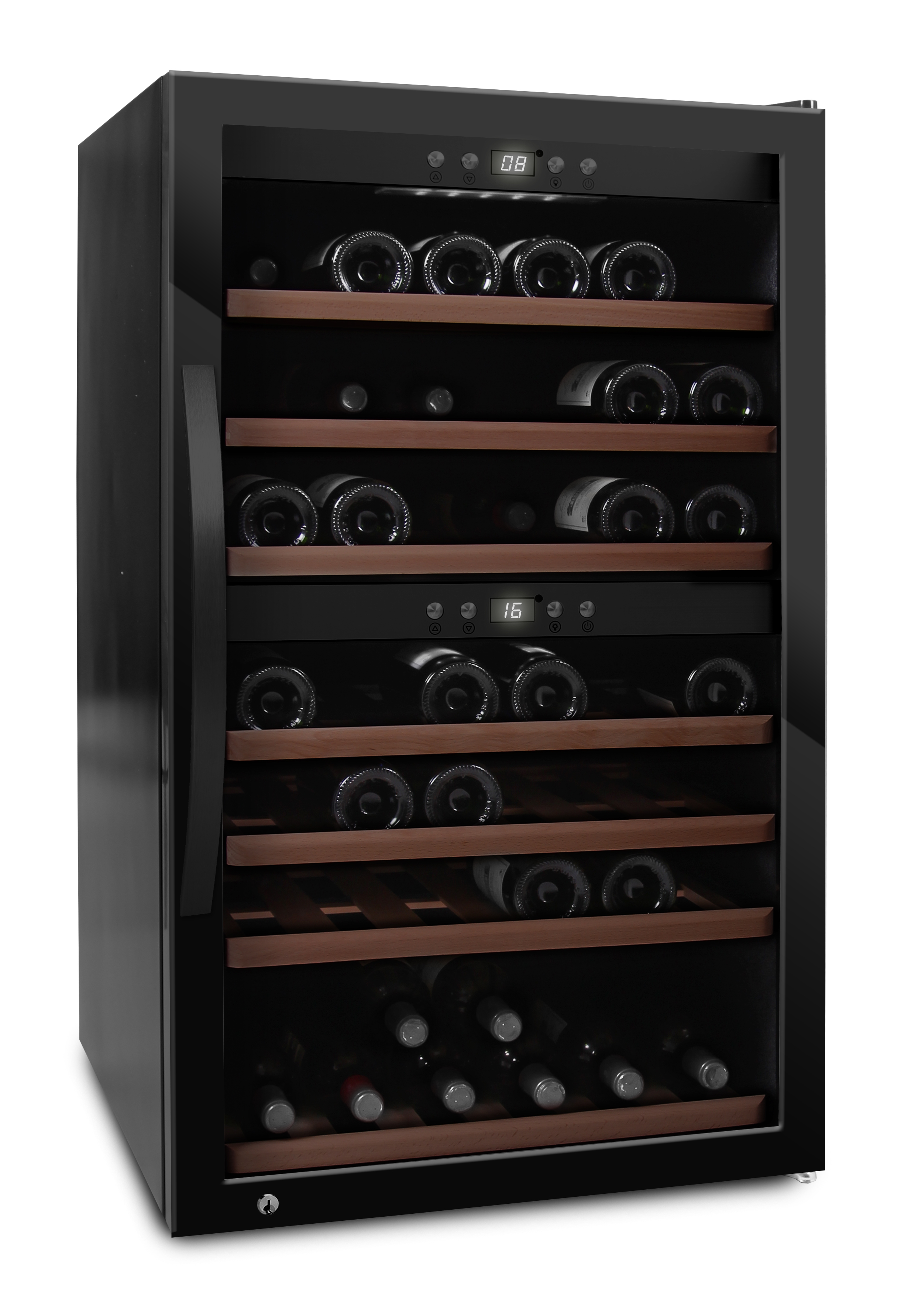 mQuvée - WineExpert 66 Fullglass Black