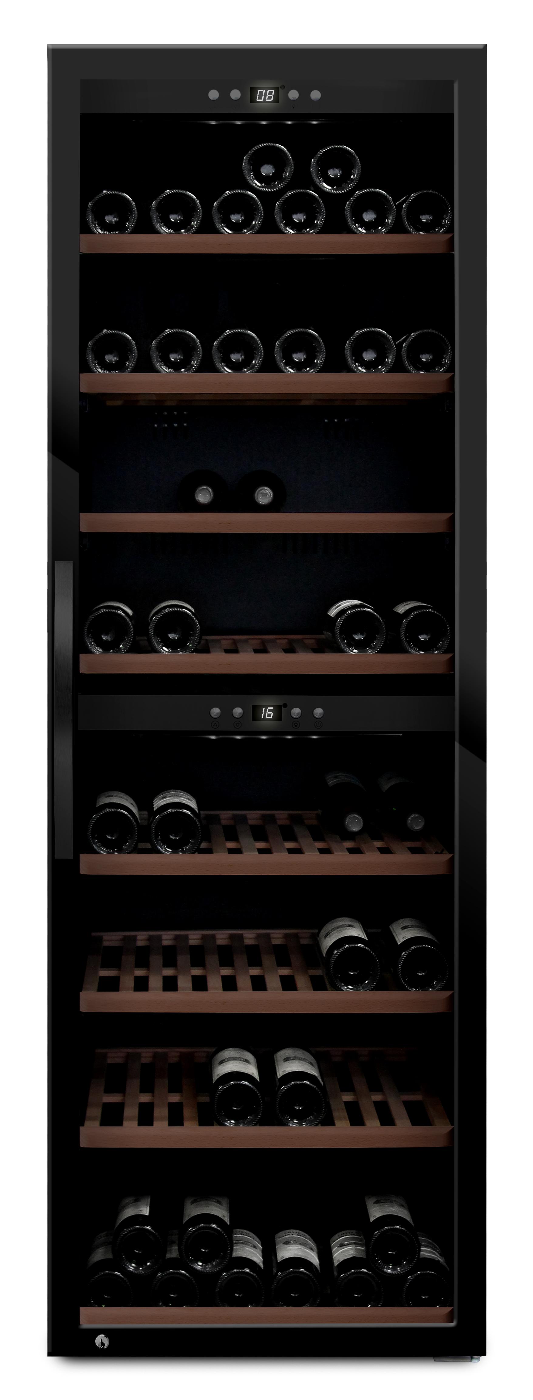 mQuvée - WineExpert 180 Fullglass Black