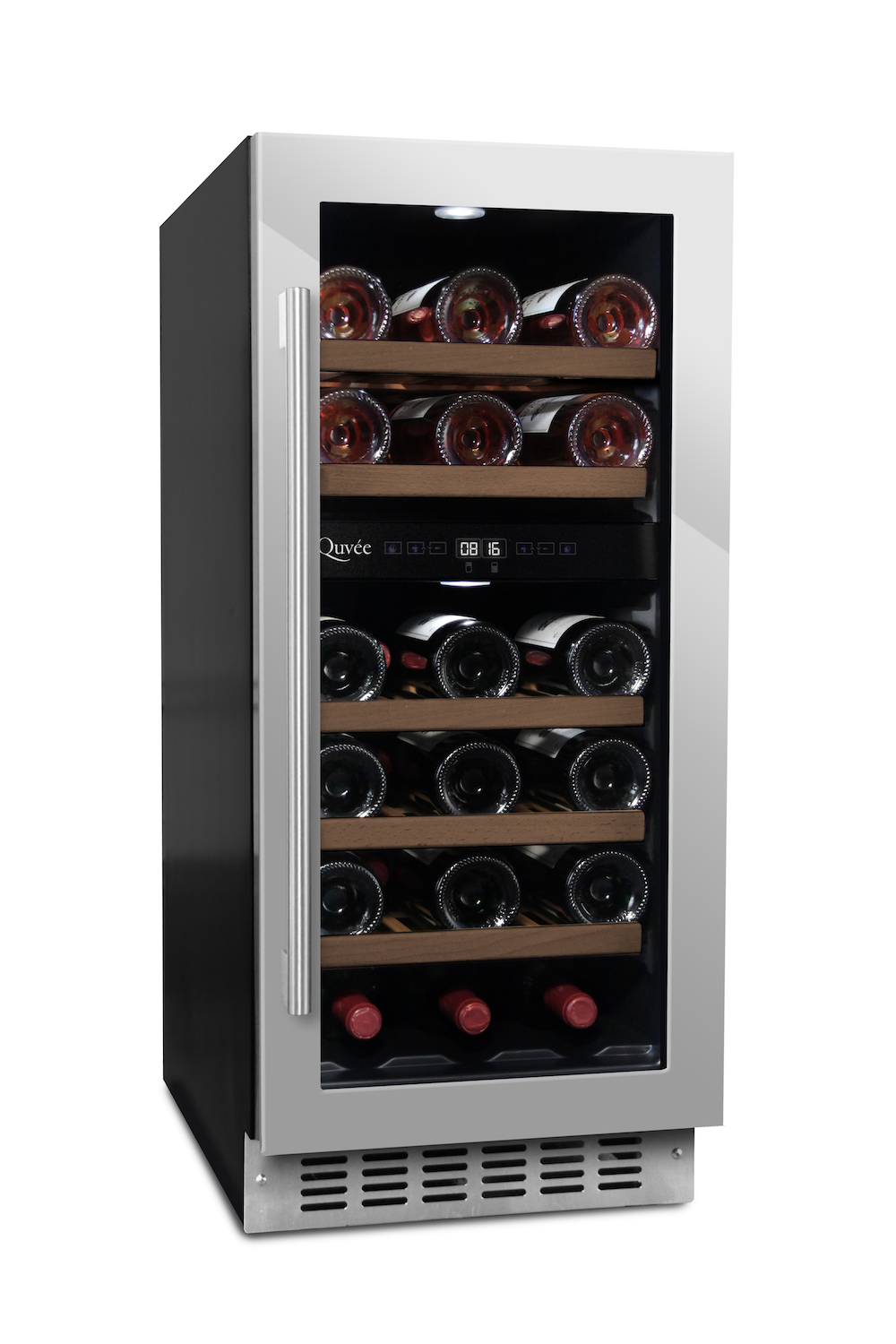 mQuvée WineCave 40D Stainless
