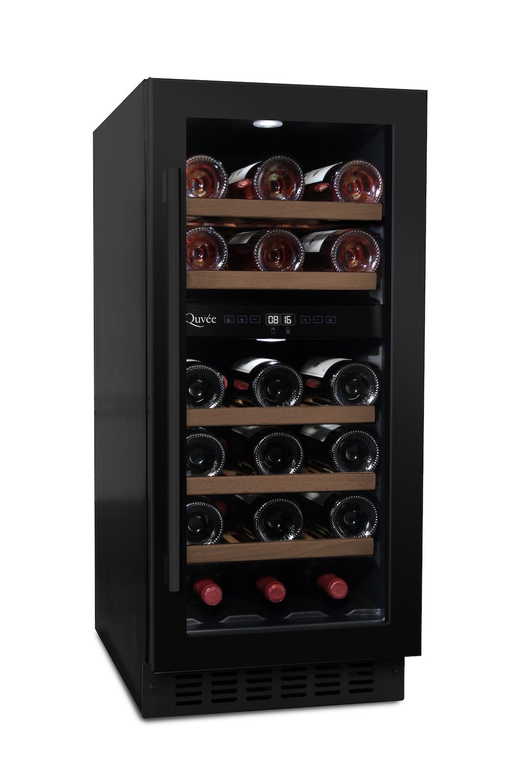 mQuvée WineCave 40D Antracite Black