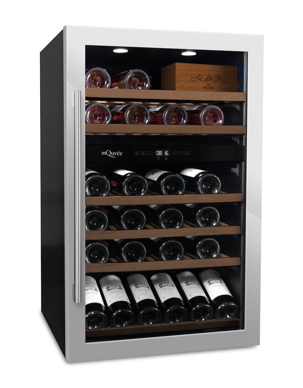 mQuvée - fristående vinkyl - Wineserve 59