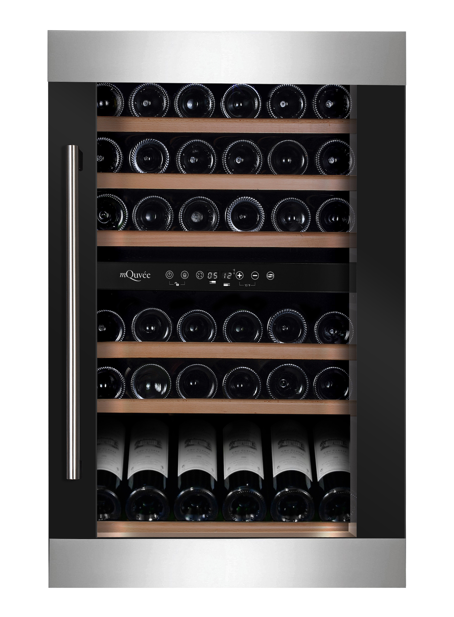 mQuvée WineMaster 59D Modern