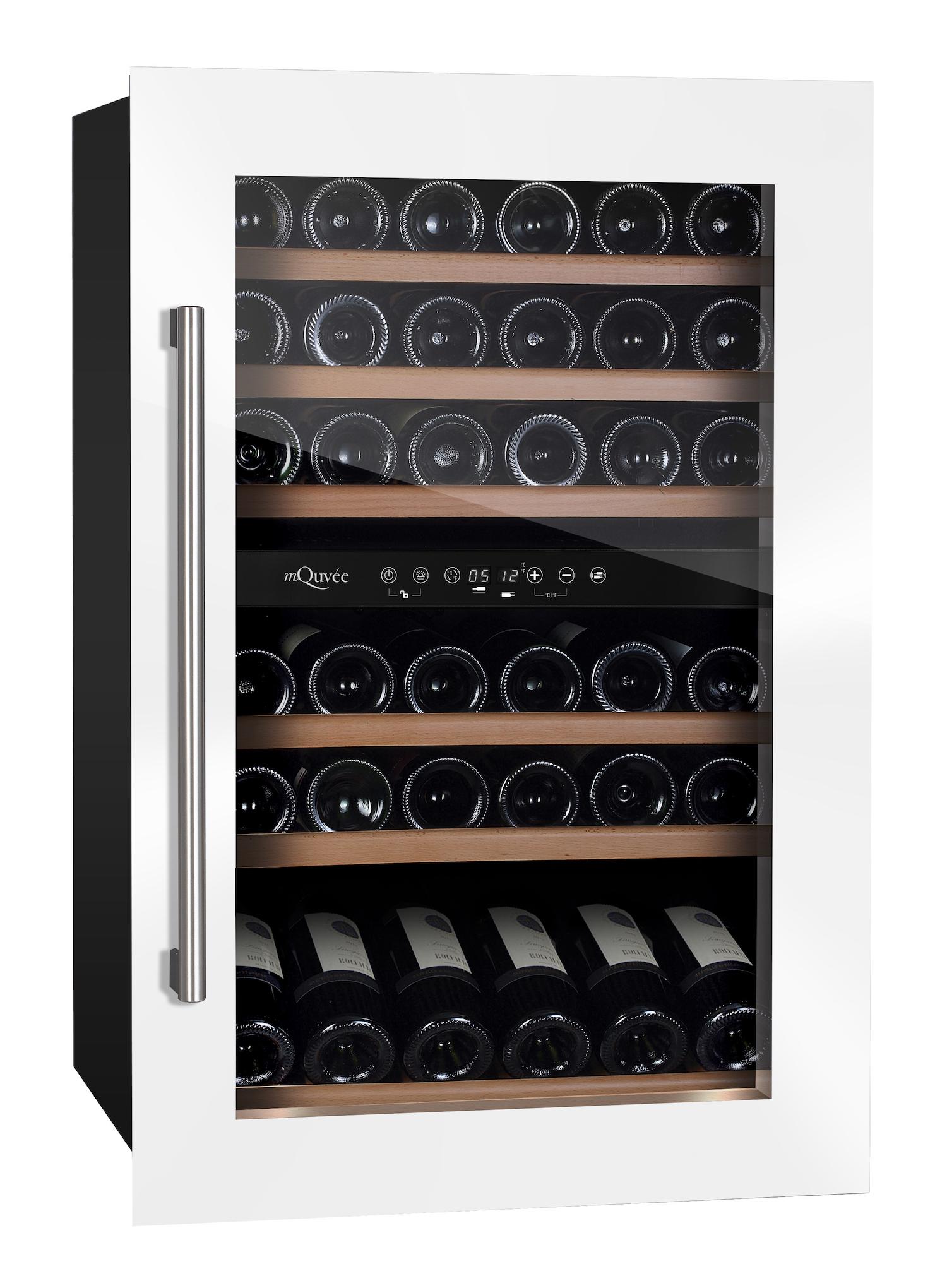 mQuvée WineMaster 59D Fullglass White