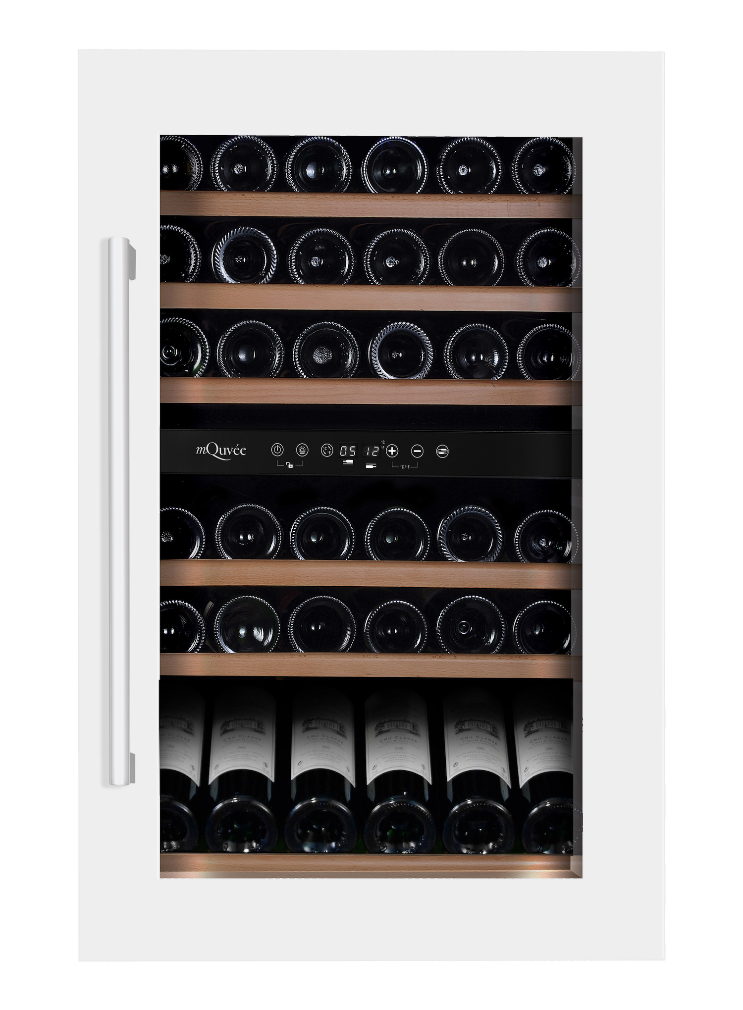 mQuvée WineMaster 59D Powder White