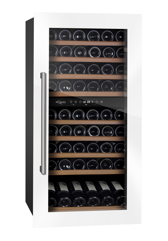 mQuvée WineMaster 89D Fullglass White