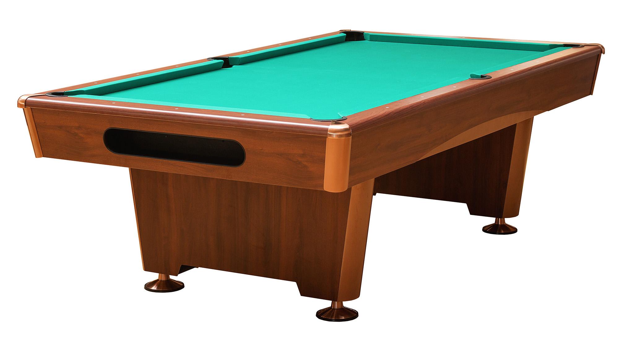 Dejlig Billardbord Dynamic Eliminator II Brunt bord | Billardbutikken.dk ZB-75