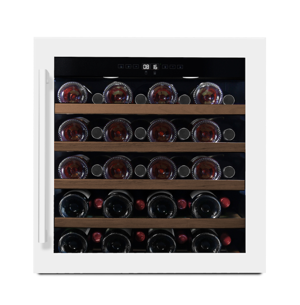 mQuvée fristående vinkyl - WineServe 40 Powder White