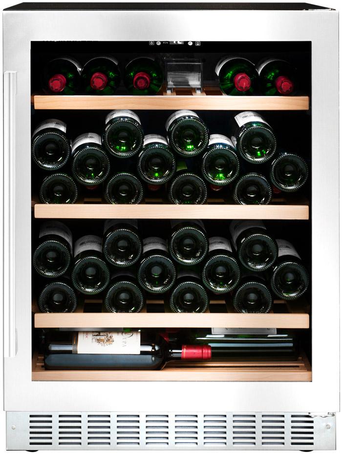 Inbyggbar vinkyl från Avintage med rostfri ram