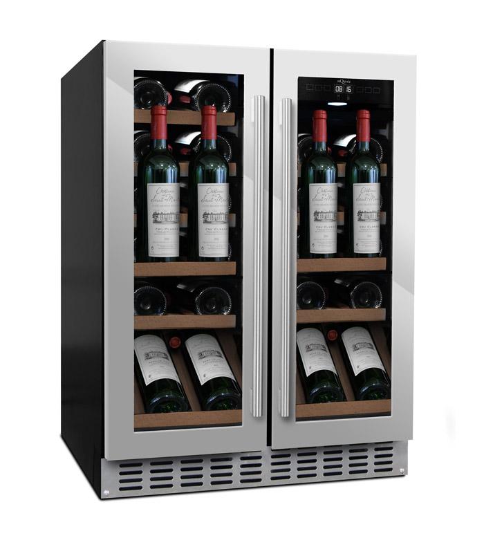 mQuvée - inbyggbar vinkyl från mQuvée som rymmer 31 flaskor