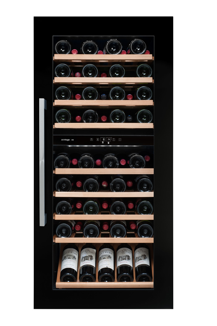 Premium vinkyl i svart från Avintage
