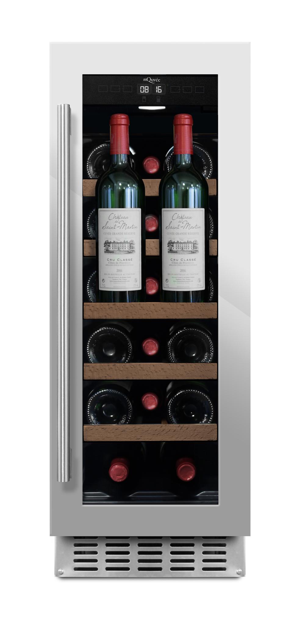 Weinkühlschränke von Weinlageristen
