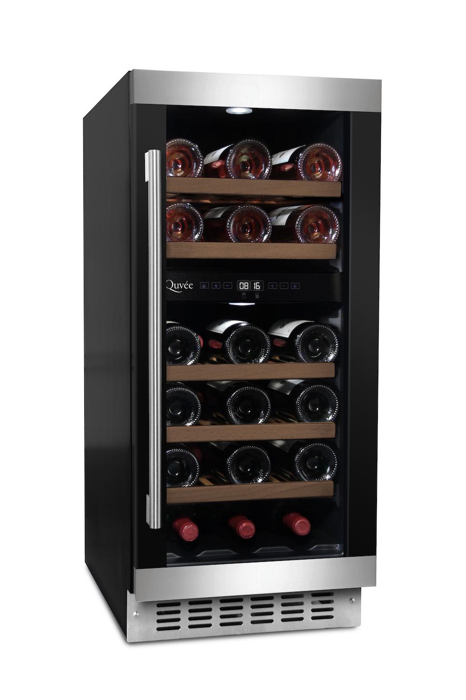 Inbyggbar vinkyl i modern design från mQuvee