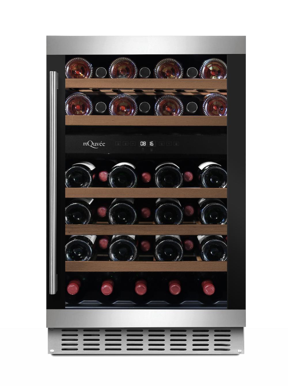 Inbyggbar modern vinkyl från mQuvee