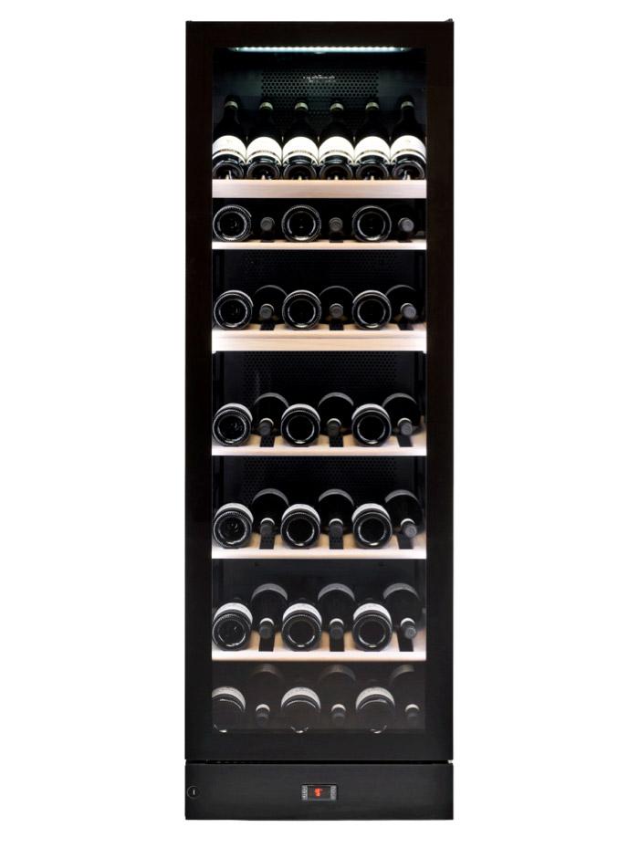 Fristående vinkyl - rymmer 197 flaskor