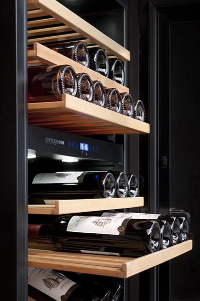 avintage premium integrerbar vinkyl av45xdzi 1 b 59 x h 88 5 x d 56 4 cm vinkylar fr n. Black Bedroom Furniture Sets. Home Design Ideas